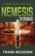 Nemesis The Beginning Book Cover